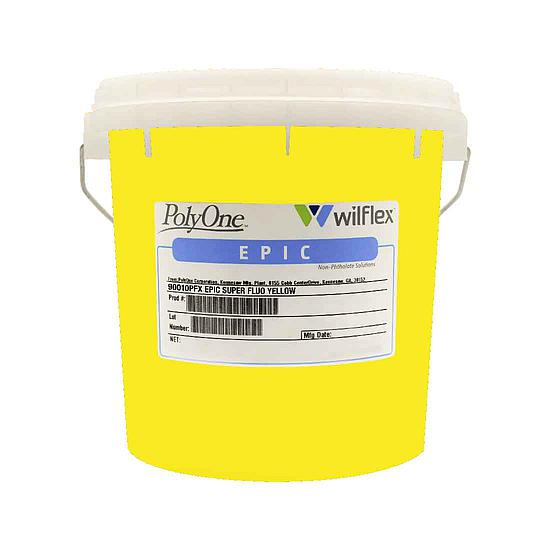 90010PFX EPIC SUPER FLUO YELLOW 1G