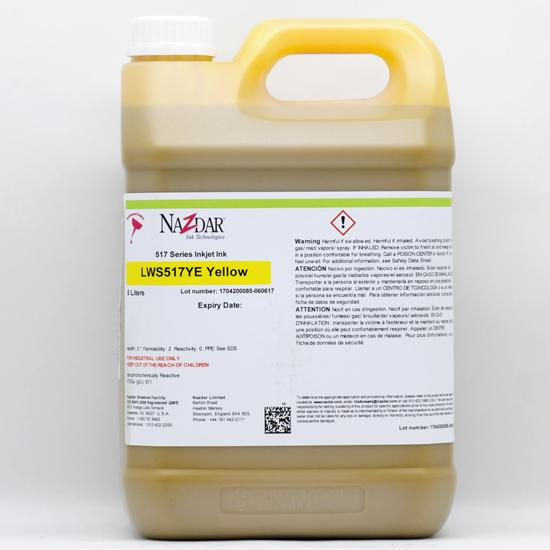 NAZDAR 517 YELLOW 5L